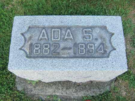 WENGER, ADA SUSAN - Tuscarawas County, Ohio | ADA SUSAN WENGER - Ohio Gravestone Photos