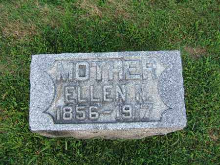 KUHN WENGER, ELLEN NAOMI - Tuscarawas County, Ohio | ELLEN NAOMI KUHN WENGER - Ohio Gravestone Photos