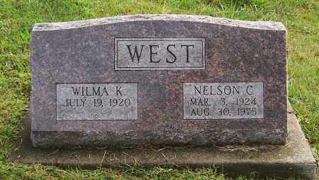 WEST, NELSON C. - Tuscarawas County, Ohio | NELSON C. WEST - Ohio Gravestone Photos