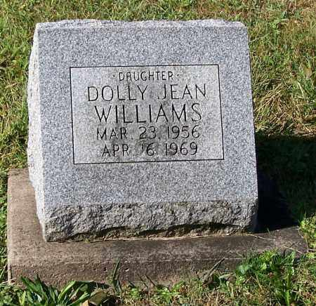 WILLIAMS, DOLLY JEAN - Tuscarawas County, Ohio | DOLLY JEAN WILLIAMS - Ohio Gravestone Photos