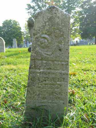 BALL, INFANT - Union County, Ohio | INFANT BALL - Ohio Gravestone Photos
