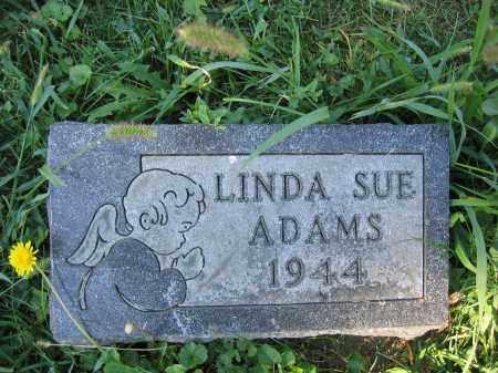 ADAMS, LINDA SUE - Union County, Ohio   LINDA SUE ADAMS - Ohio Gravestone Photos