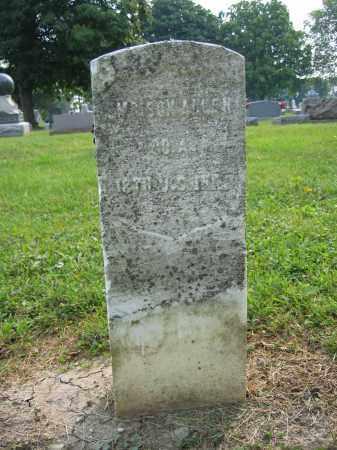 ALLEN, EMERSON - Union County, Ohio | EMERSON ALLEN - Ohio Gravestone Photos