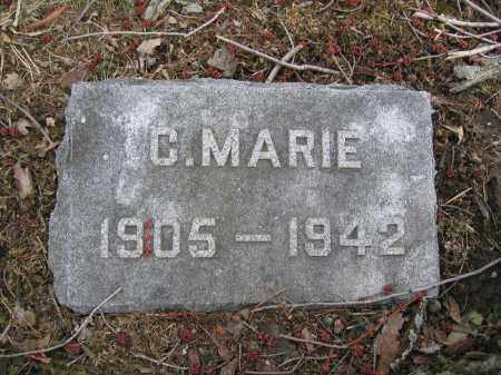 AMRINE, C. MARIE - Union County, Ohio | C. MARIE AMRINE - Ohio Gravestone Photos