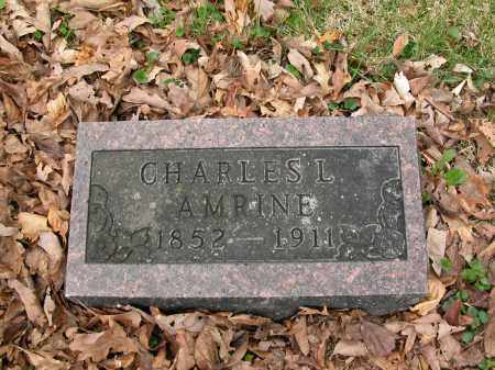 AMRINE, CHARLES L. - Union County, Ohio | CHARLES L. AMRINE - Ohio Gravestone Photos