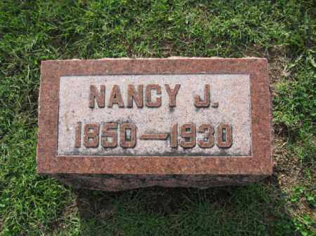AMRINE, NANCY J. - Union County, Ohio | NANCY J. AMRINE - Ohio Gravestone Photos