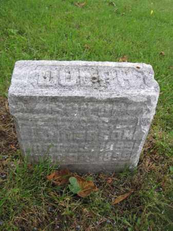 ANDERSON, DOLPH - Union County, Ohio | DOLPH ANDERSON - Ohio Gravestone Photos