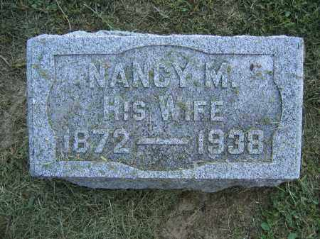 ANDERSON, NANCY M. - Union County, Ohio | NANCY M. ANDERSON - Ohio Gravestone Photos