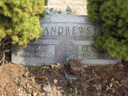 ANDREWS, LENA B. - Union County, Ohio | LENA B. ANDREWS - Ohio Gravestone Photos