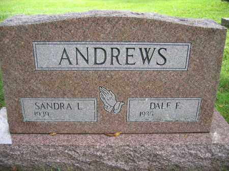 ANDREWS, SANDRA L. - Union County, Ohio | SANDRA L. ANDREWS - Ohio Gravestone Photos