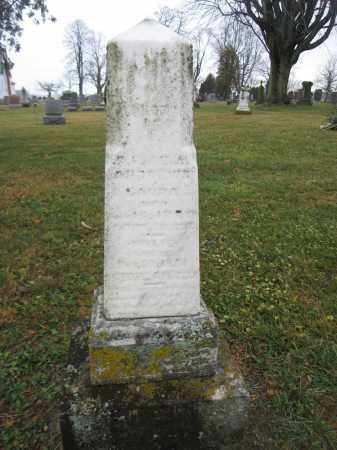 ANDREWS, LAURA - Union County, Ohio | LAURA ANDREWS - Ohio Gravestone Photos