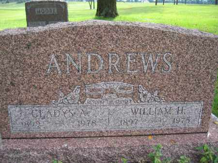 ANDREWS, WILLIAM H. - Union County, Ohio | WILLIAM H. ANDREWS - Ohio Gravestone Photos