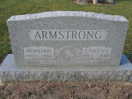 ARMSTRONG, LAMONT - Union County, Ohio | LAMONT ARMSTRONG - Ohio Gravestone Photos