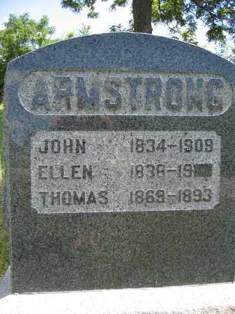 ARMSTRONG, THOMAS - Union County, Ohio | THOMAS ARMSTRONG - Ohio Gravestone Photos