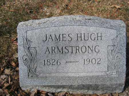 ARMSTRONG, JAMES HUGH - Union County, Ohio | JAMES HUGH ARMSTRONG - Ohio Gravestone Photos