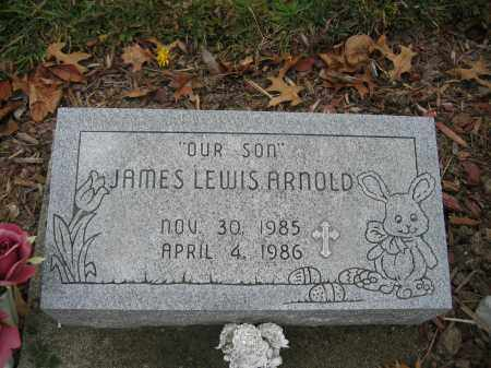 ARNOLD, JAMES LEWIS - Union County, Ohio | JAMES LEWIS ARNOLD - Ohio Gravestone Photos