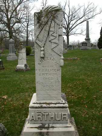 ARTHUR, ANELIA H - Union County, Ohio | ANELIA H ARTHUR - Ohio Gravestone Photos