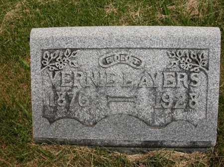 AYERS, VERNIE L. - Union County, Ohio | VERNIE L. AYERS - Ohio Gravestone Photos