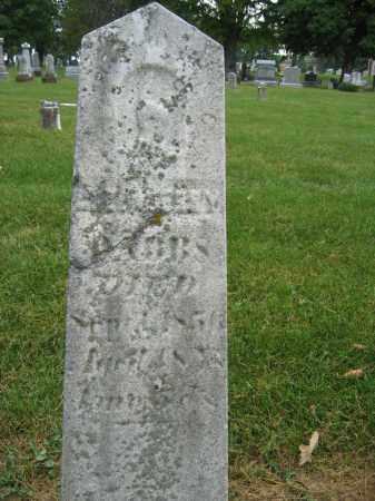 BABBS, GREENBERRY - Union County, Ohio | GREENBERRY BABBS - Ohio Gravestone Photos