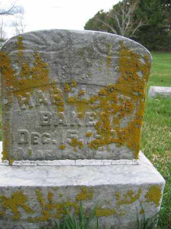 BAKER, HAROLD T. - Union County, Ohio | HAROLD T. BAKER - Ohio Gravestone Photos