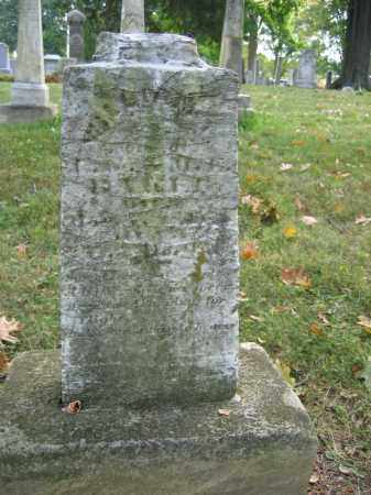 BAKER, WILLIAM T. - Union County, Ohio | WILLIAM T. BAKER - Ohio Gravestone Photos