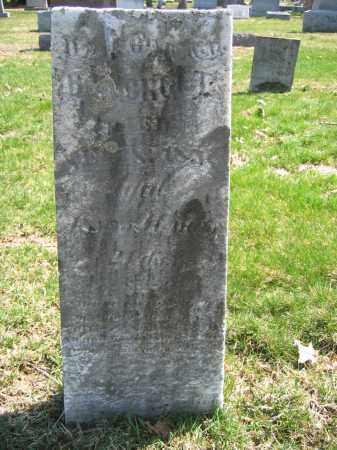 BANCROFT, ELIZA - Union County, Ohio | ELIZA BANCROFT - Ohio Gravestone Photos