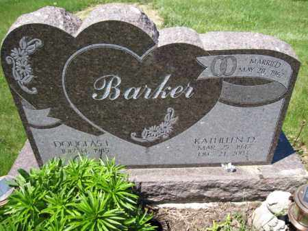 BARKER, DOUGLAS L. - Union County, Ohio | DOUGLAS L. BARKER - Ohio Gravestone Photos