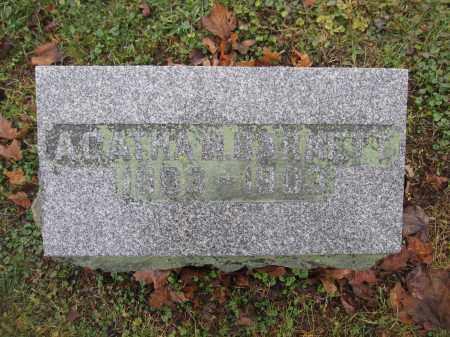 BARNETT, AGATHA M. - Union County, Ohio | AGATHA M. BARNETT - Ohio Gravestone Photos