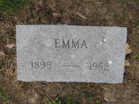 BARR, EMMA M. - Union County, Ohio | EMMA M. BARR - Ohio Gravestone Photos