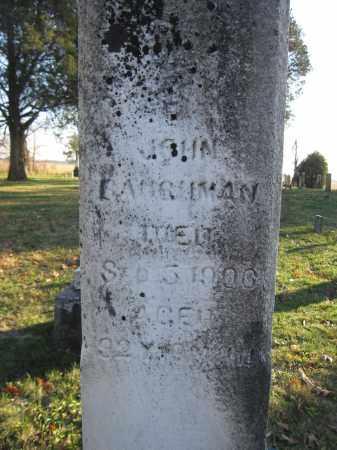 BAUGHMAN, JOHN - Union County, Ohio | JOHN BAUGHMAN - Ohio Gravestone Photos