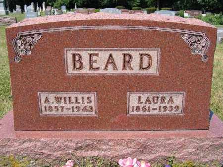 BEARD, A. WILLIS - Union County, Ohio | A. WILLIS BEARD - Ohio Gravestone Photos