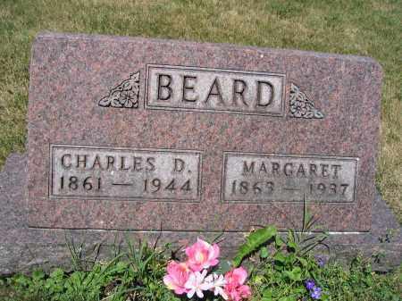 BEARD, CHALRES D. - Union County, Ohio | CHALRES D. BEARD - Ohio Gravestone Photos