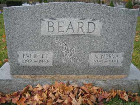 BEARD, MINERVA - Union County, Ohio | MINERVA BEARD - Ohio Gravestone Photos
