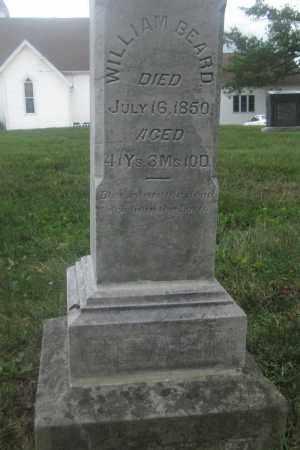 BEARD, WILLIAM - Union County, Ohio | WILLIAM BEARD - Ohio Gravestone Photos