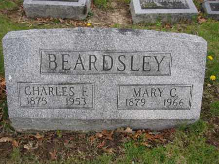 BEARDSLEY, MARY C. - Union County, Ohio | MARY C. BEARDSLEY - Ohio Gravestone Photos