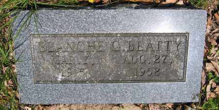 BEATTY, BLANCHE G. - Union County, Ohio | BLANCHE G. BEATTY - Ohio Gravestone Photos