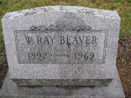 BEAVER, WILLIAM RAY - Union County, Ohio | WILLIAM RAY BEAVER - Ohio Gravestone Photos
