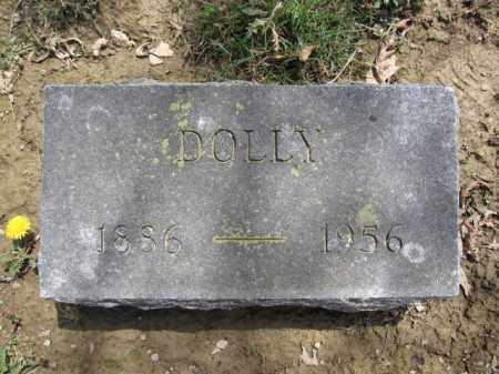 BECK, DOLLY - Union County, Ohio   DOLLY BECK - Ohio Gravestone Photos