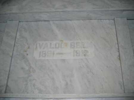 BEEM, IVALOO - Union County, Ohio | IVALOO BEEM - Ohio Gravestone Photos