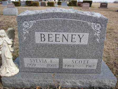 BEENEY, SYLVIA E. - Union County, Ohio | SYLVIA E. BEENEY - Ohio Gravestone Photos