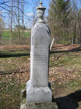 BEIGHTLER, EARL HENDERSON - Union County, Ohio | EARL HENDERSON BEIGHTLER - Ohio Gravestone Photos