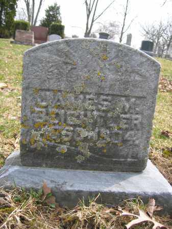 BEIGHTLER, JAMES M. - Union County, Ohio | JAMES M. BEIGHTLER - Ohio Gravestone Photos