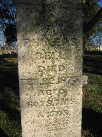 BELL, PHINEAS - Union County, Ohio | PHINEAS BELL - Ohio Gravestone Photos