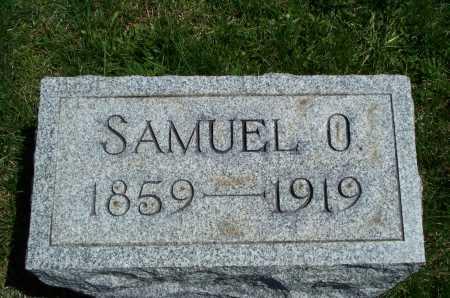 BELL, SAMUEL O. - Union County, Ohio   SAMUEL O. BELL - Ohio Gravestone Photos