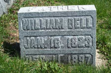 BELL, WILLIAM - Union County, Ohio | WILLIAM BELL - Ohio Gravestone Photos