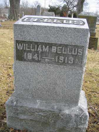 BELLUS, WILLIAM - Union County, Ohio | WILLIAM BELLUS - Ohio Gravestone Photos