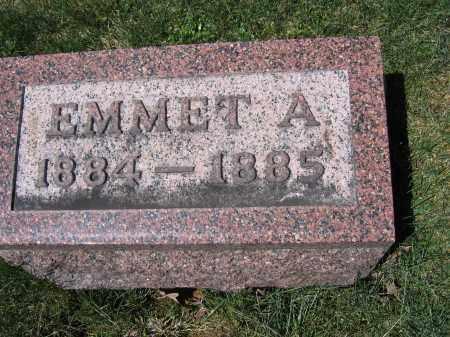BENEDICT, EMMET A. - Union County, Ohio | EMMET A. BENEDICT - Ohio Gravestone Photos