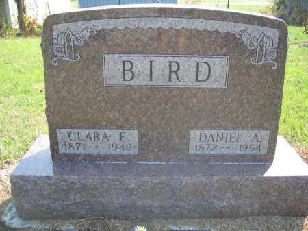 BIRD, CLARA E. - Union County, Ohio | CLARA E. BIRD - Ohio Gravestone Photos