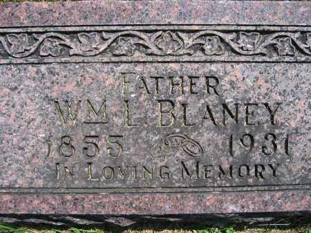 BLANEY, WILLIAM L. - Union County, Ohio | WILLIAM L. BLANEY - Ohio Gravestone Photos