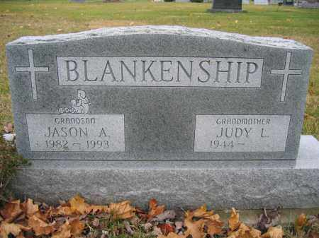 BLANKENSHIP, JASON A. - Union County, Ohio | JASON A. BLANKENSHIP - Ohio Gravestone Photos